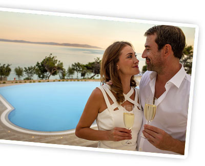 Wedding Venue: Hotel & Casa Valamar Sanfior 4*